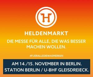 Heldenmarkt Berlin