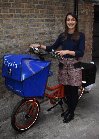 Sophie Andre — a social enterprise caterer in London