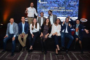 4 jours dans l'écosystème des entreprises sociales en Tunisie