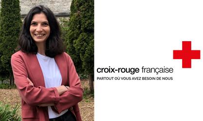 Emmanuelle Salle, mission RSO à la Croix-Rouge française