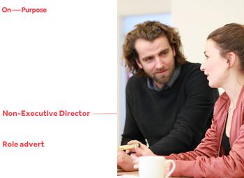 Role Advert Non Executive Director