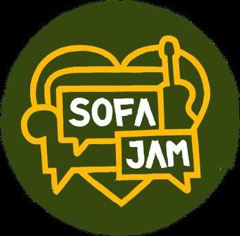 sofa jam logo