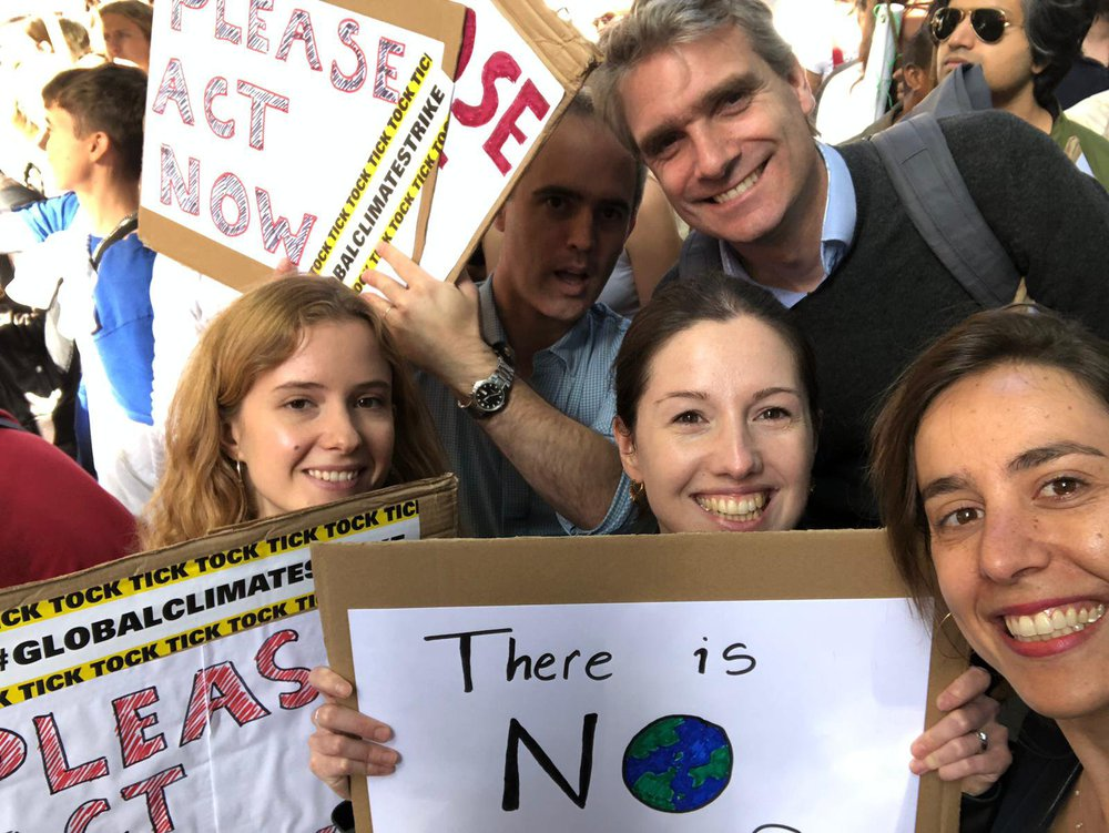 Climate Strike March