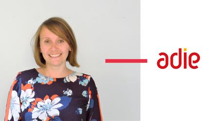Aline à l'Adie: une mission double pour un impact doublé